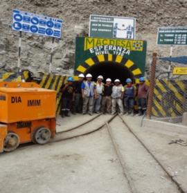 "Minera Aurifera Cuatro de Enero S.A. - ""MACDESA"""