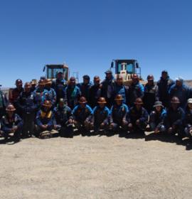Cooperativa Minera Aurífera  Águilas de Oro R.L.