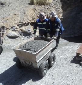 Cooperativa Minera Aurífera El Triunfo Somet R.L.