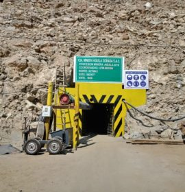 Compañía Minera Águila Dorada de 24 Kltes S.A.C.