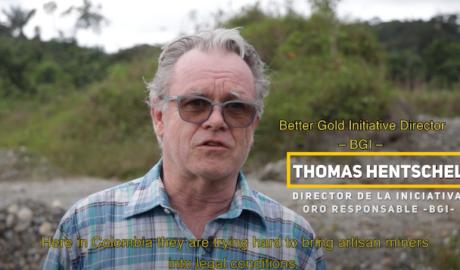 Desde Colombia para Suiza: Oro responsable y sin mercurio ¿Quiénes son los barequeros del Chocó?