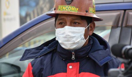 La Iniciativa Oro Responsable - BGI entrega canastas familiares al sector aurífero en Bolivia  #RespuestaCovid19
