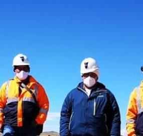 Minera Nueva Teresita prepara su primera exportación de oro responsable a Suiza. La capacitación virtual es clave en tiempos de covid-19