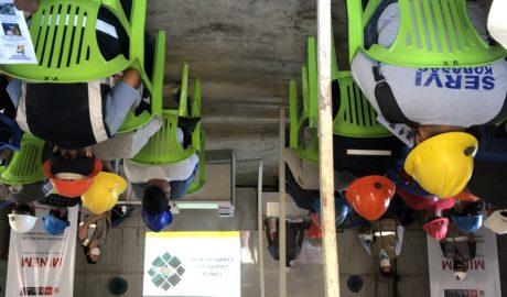 MINEM brinda capacitaciones y asistencia técnica a más de 200 mineros en Puno