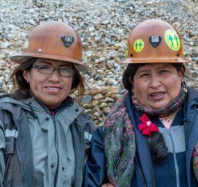 La Mujer en la MAPE. Presentación de casos de éxito de la Iniciativa Oro Responsable BGI