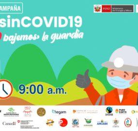 La Iniciativa Oro Responsable BGI se suma al impulso en el cumplimiento de medidas de prevención contra la COVID-19 en la pequeña minería y la minería artesanal